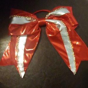 Cute cheerleading bow✨